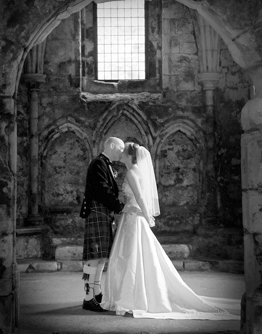 Wedding Photography Inchcolm Island