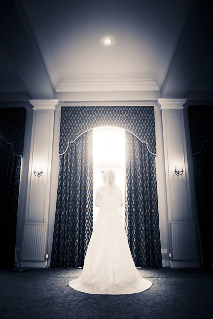 Wedding Photography Barony Castle