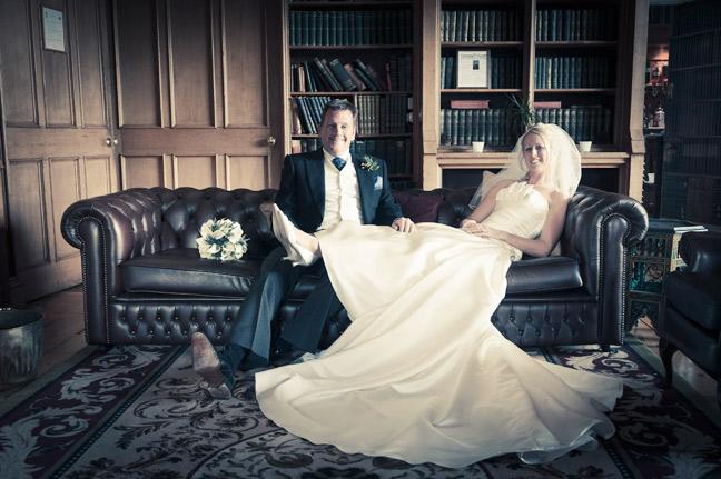 Dalhousie Castle Wedding Photographer