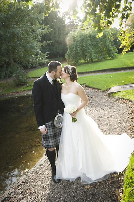 George Hotel Wedding Photographer