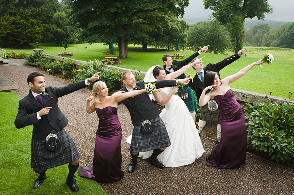 Usian Bolt Wedding Edinburgh