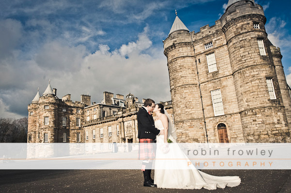 Edinburgh-Wedding